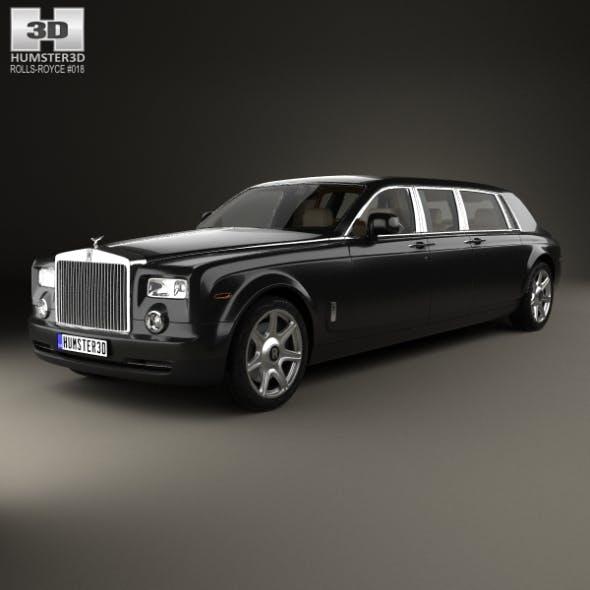 Rolls-Royce Phantom Mutec with HQ interior 2012
