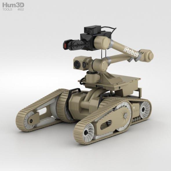 iRobot 710 Kobra - 3DOcean Item for Sale