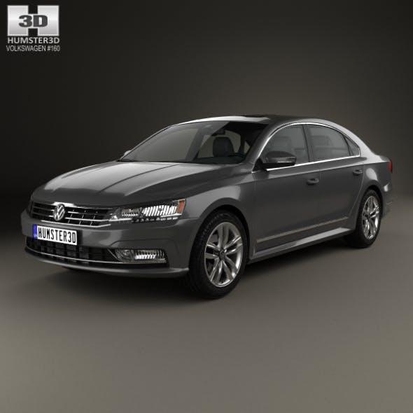 Volkswagen Passat (NMS) 2016