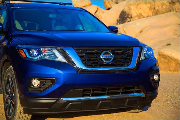 Nissan Pathfinder 2016 - 3DOcean Item for Sale