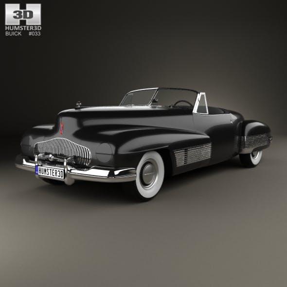 Buick Y-Job 1938 - 3DOcean Item for Sale
