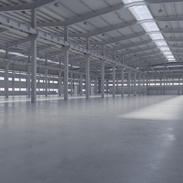 Factory Hall Interior 5
