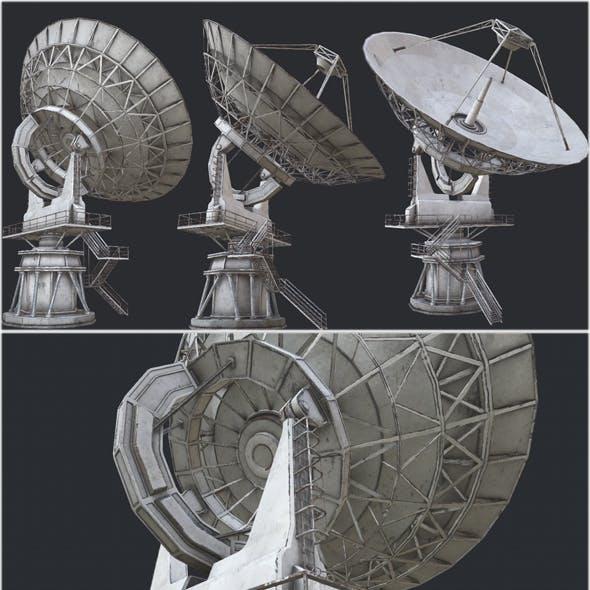 Large Array Radio Telescope PBR