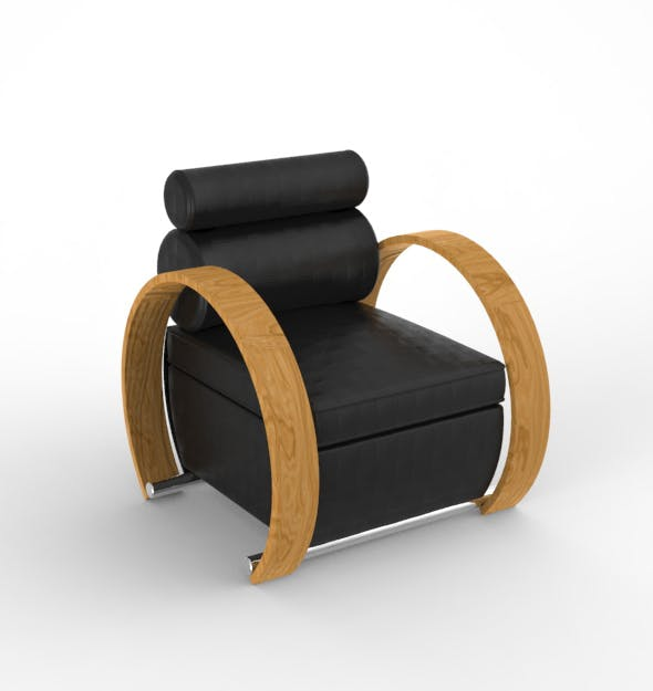 GeyiG - Single seat, Bergere 3D Modelling - 3DOcean Item for Sale