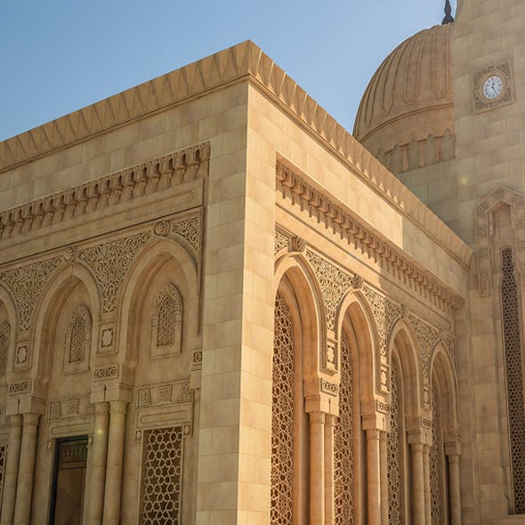 Islamic Architecture ( High Details )
