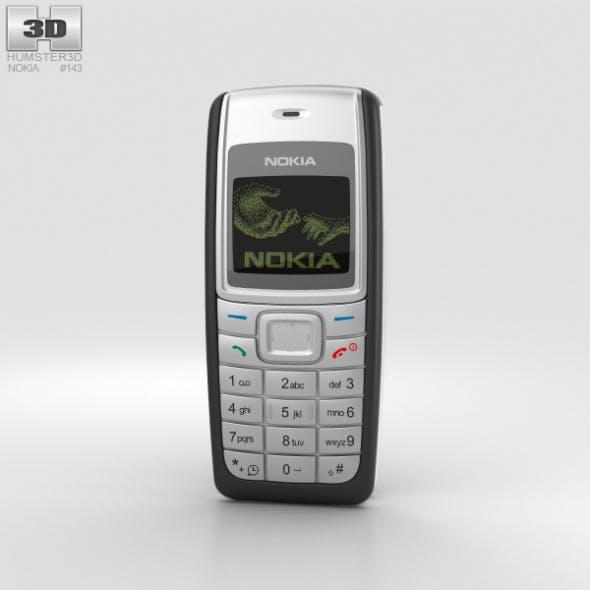 Nokia 1110 Black