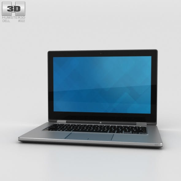 Dell Inspiron 13 2-in-1 Special Edition - 3DOcean Item for Sale