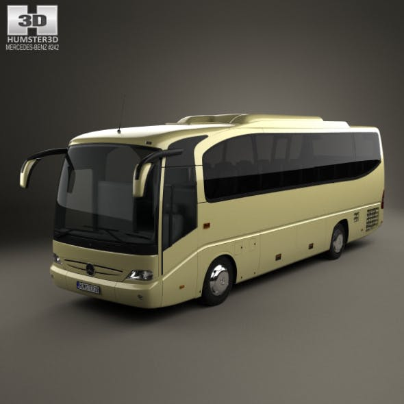 Mercedes-Benz Tourino (O510) Bus 2006 - 3DOcean Item for Sale