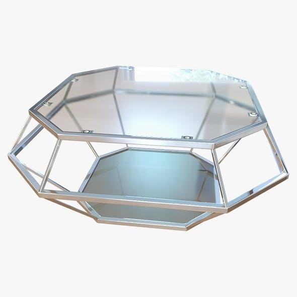 Coffee Table Diamanto Lareto - 3DOcean Item for Sale