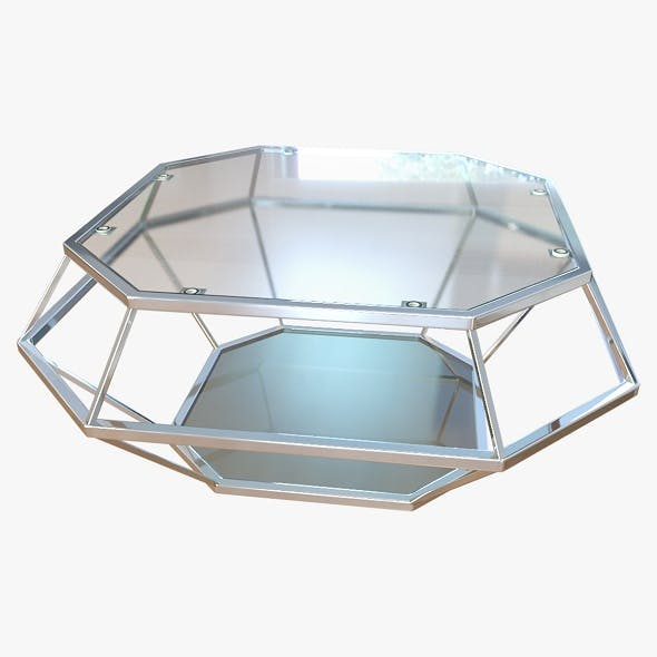 Coffee Table Marco Lareto - 3DOcean Item for Sale