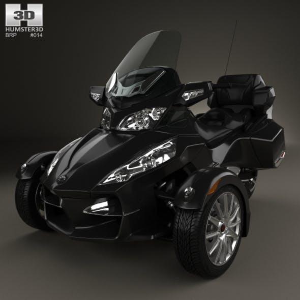 BRP Can-Am Spyder RT 2014