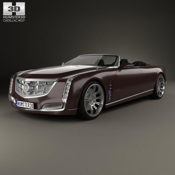 Cadillac Ciel 2011 - 3DOcean Item for Sale