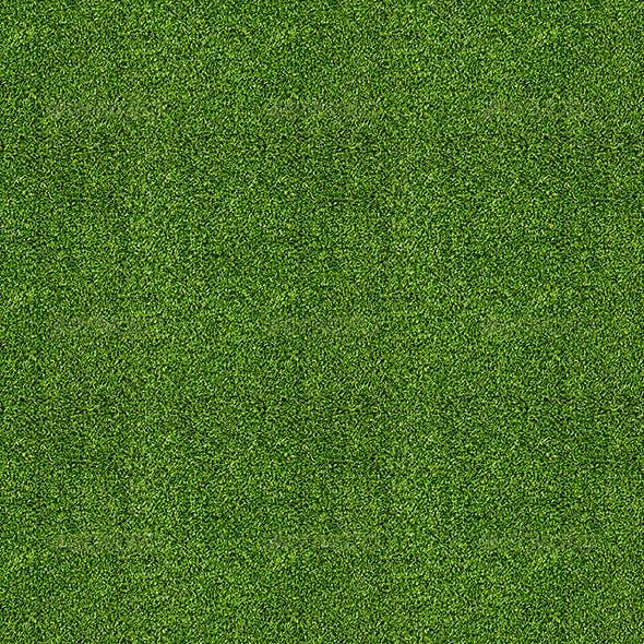 Artificial Grass Texture  - 3DOcean Item for Sale