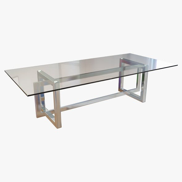 Coffee Table Mario Lareto - 3DOcean Item for Sale