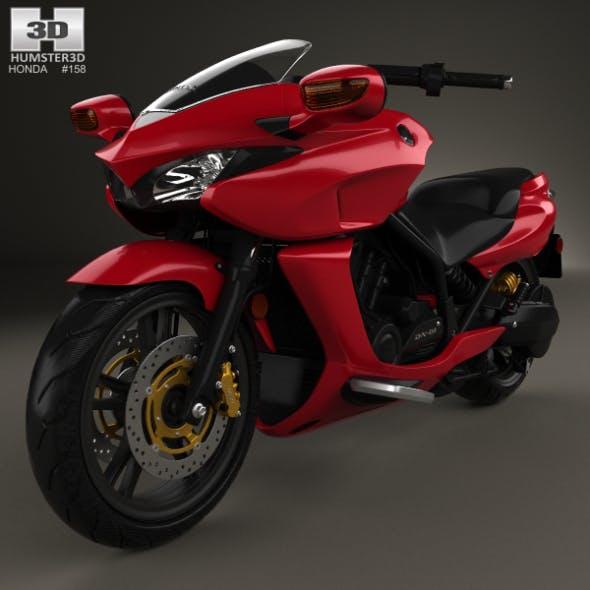 Honda DN-01 2009 - 3DOcean Item for Sale