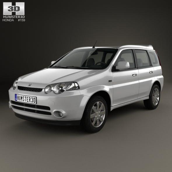 Honda HR-V 2001 - 3DOcean Item for Sale