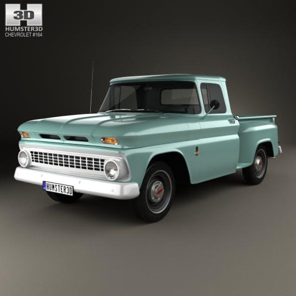 Chevrolet C10 (K10) 1963