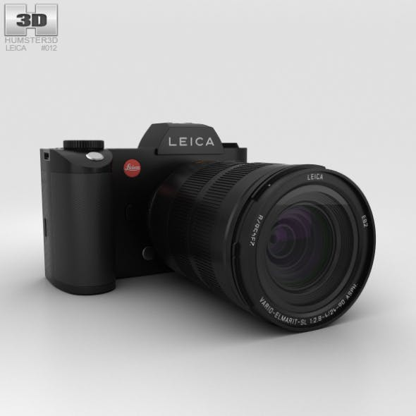 Leica SL (Typ 601) - 3DOcean Item for Sale