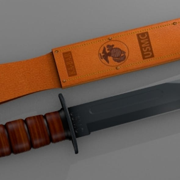 Knife Ka-Bar