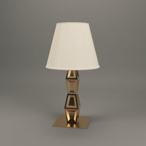 NIGHTSTAND LAMP - 3DOcean Item for Sale