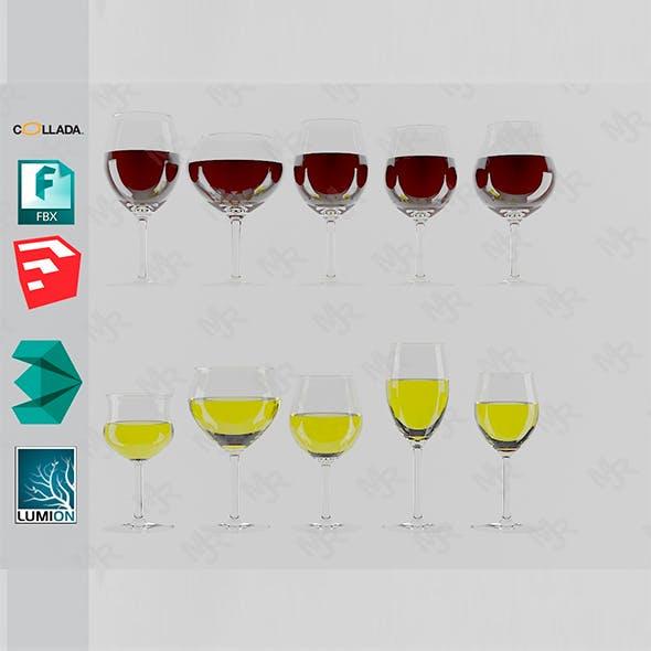 Gup Glass 3D