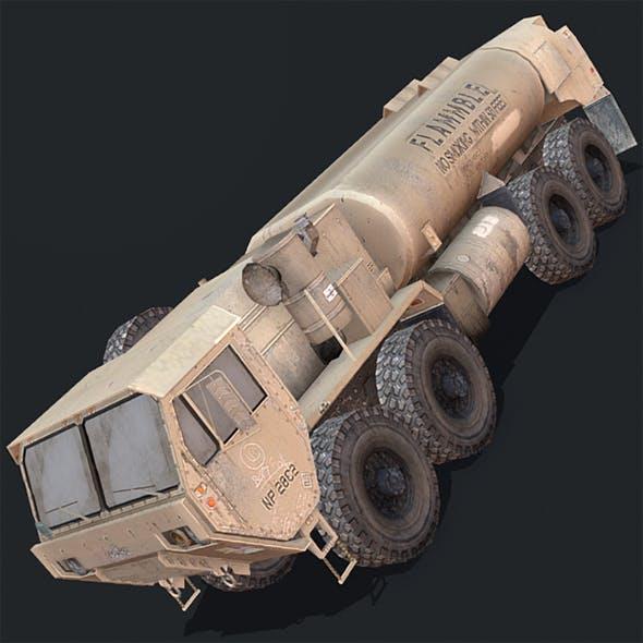HEMTT M978 - 3DOcean Item for Sale