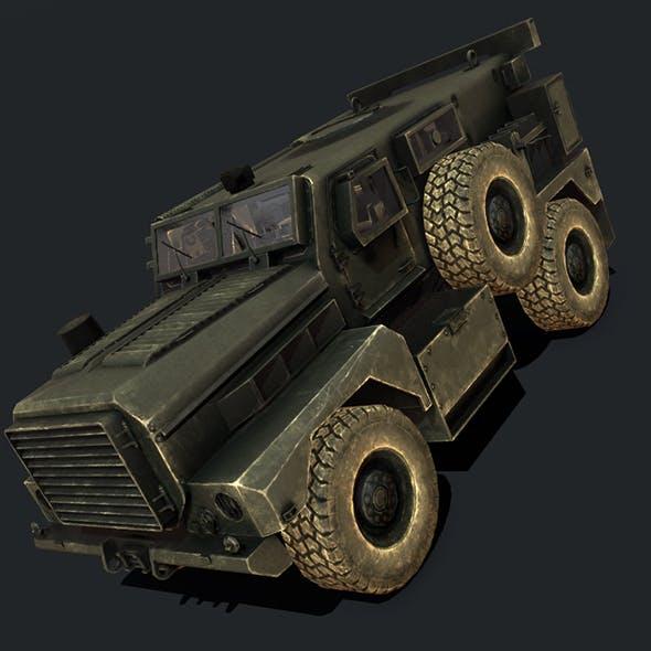 MRAP Cougar