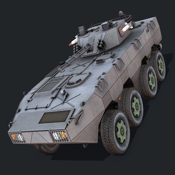 ZBL-09 Irbis