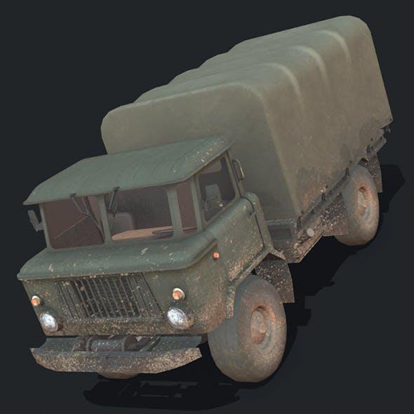 gaz66 - 3DOcean Item for Sale