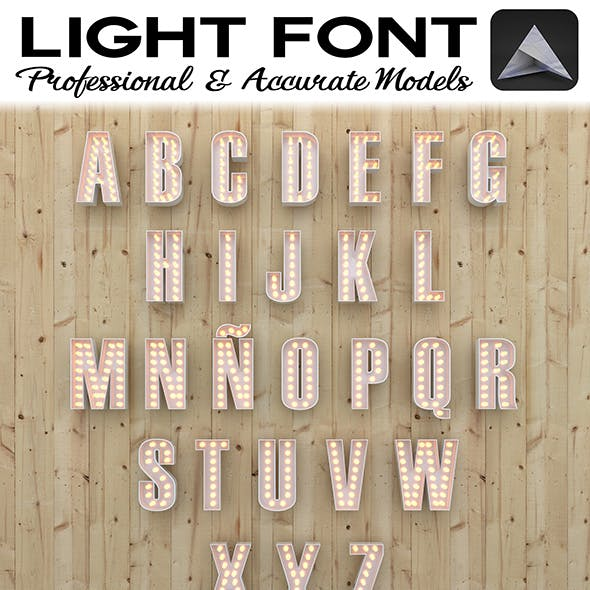 Light Font