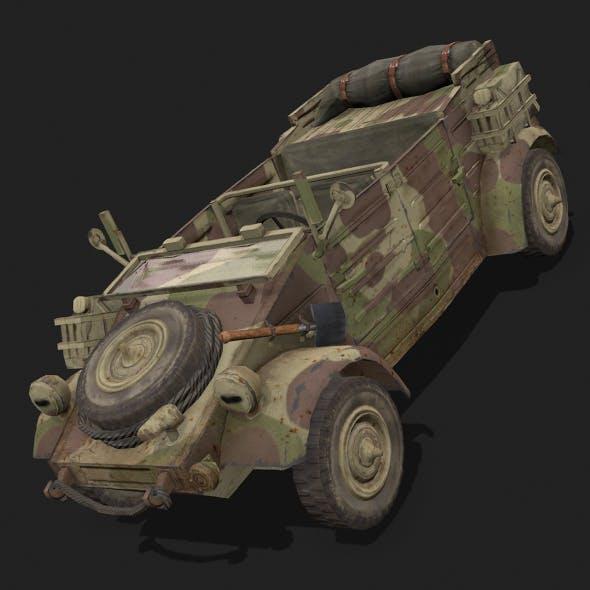 Kubelwagen 2 - 3DOcean Item for Sale