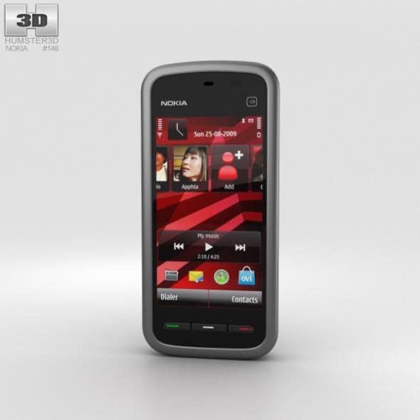 Nokia 5230 Black - 3DOcean Item for Sale