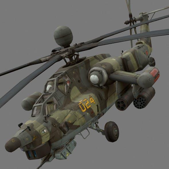 Havoc Mi-28