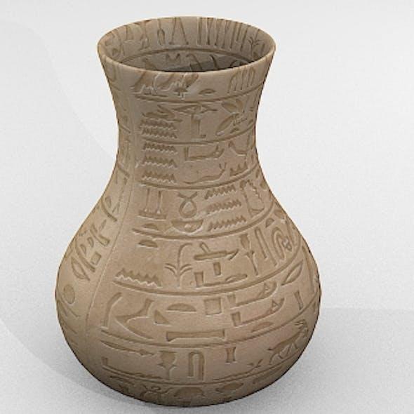 Vase Egyptian