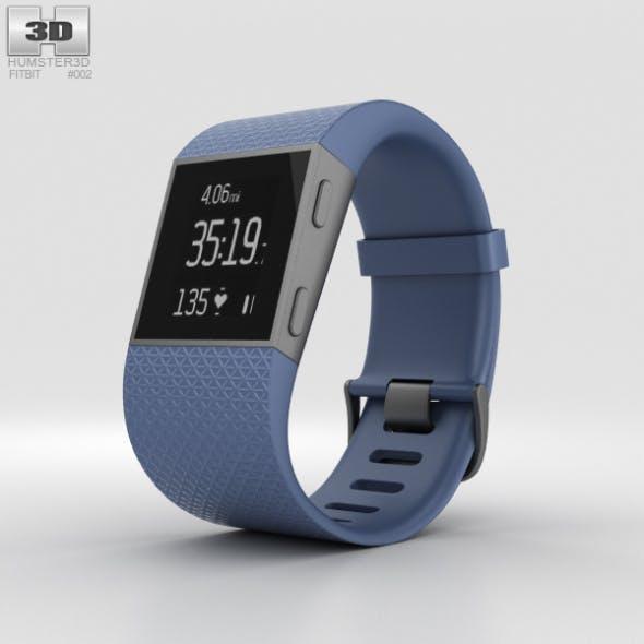 Fitbit Surge Blue