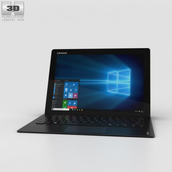 Lenovo Ideapad MIIX 700 - 3DOcean Item for Sale