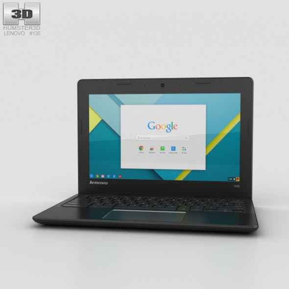Lenovo 100S Chromebook - 3DOcean Item for Sale