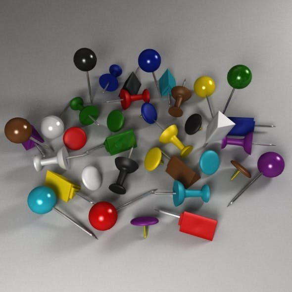 Push Pin Pack