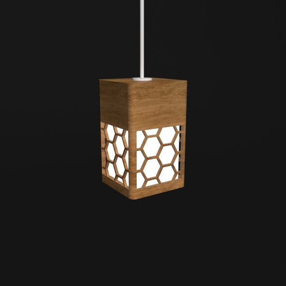 Beehive Lamp - 3DOcean Item for Sale