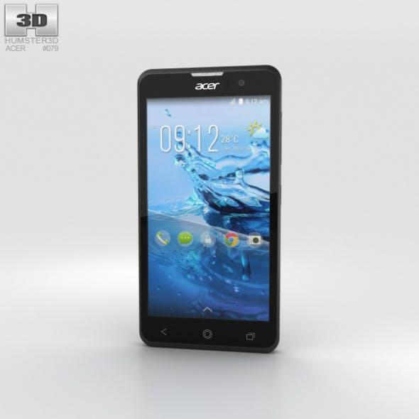 Acer Liquid Z520 Black - 3DOcean Item for Sale