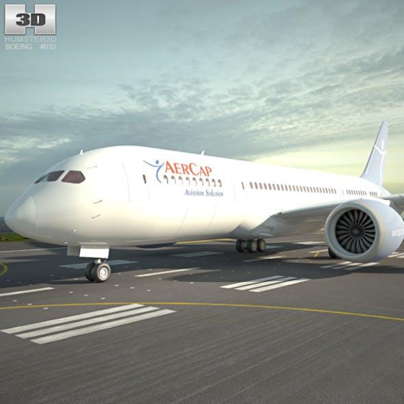 Boeing 787 Dreamliner - 3DOcean Item for Sale