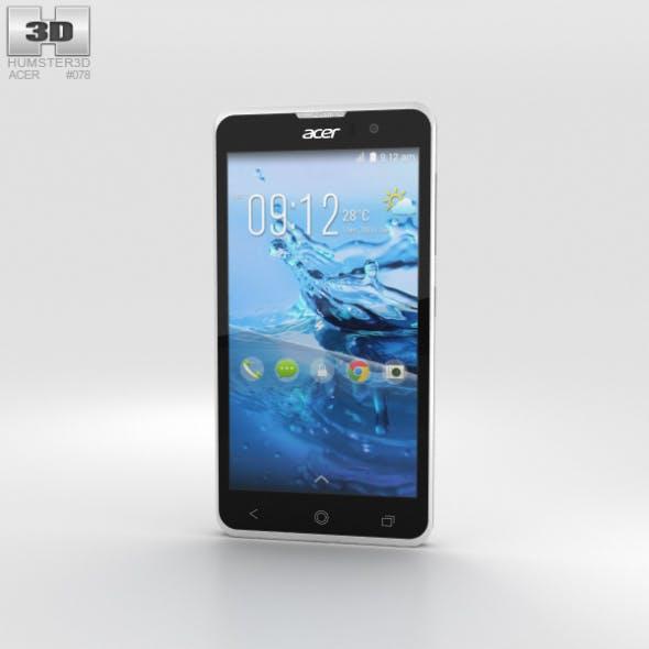 Acer Liquid Z520 White