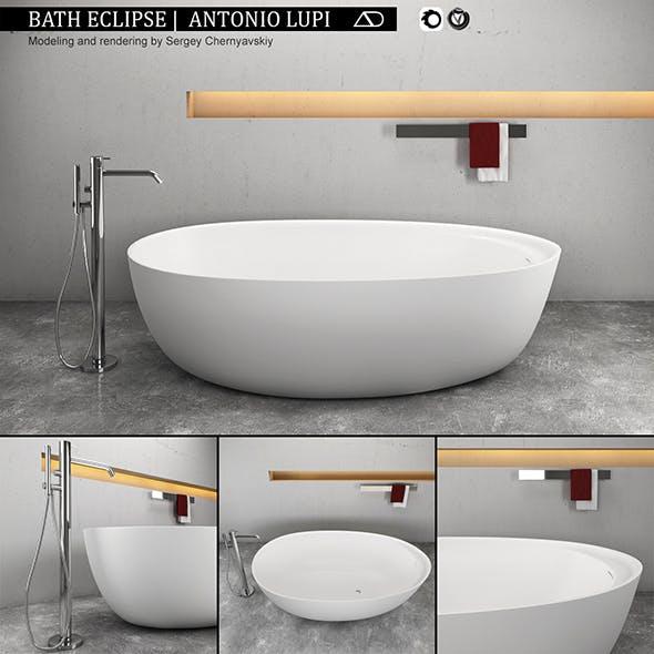 Bath Eclipse - 3DOcean Item for Sale