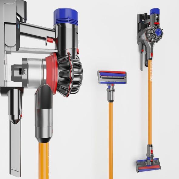 Dyson v8 vacuum cleaner - 3DOcean Item for Sale