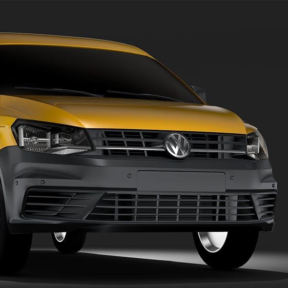 Volkswagen Caddy Panel Van L2 2017