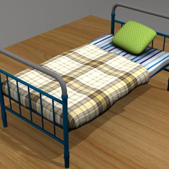 Bed Soviet