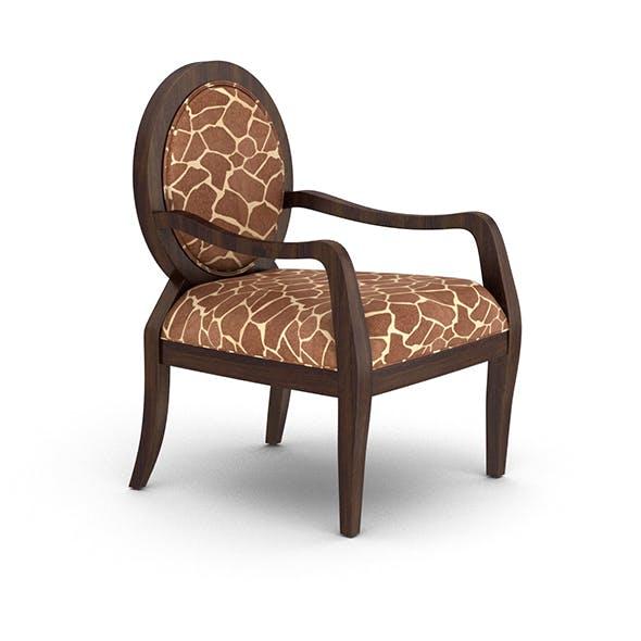 Armchair Asa - 3DOcean Item for Sale
