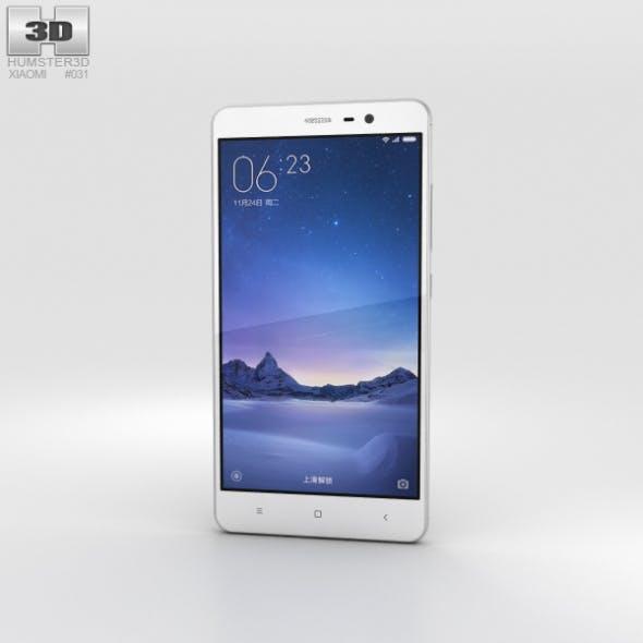 Xiaomi Redmi Note 3 Silver
