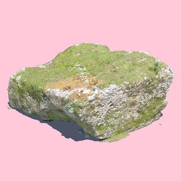 PA170167_ENV_Mallorca_Organic_Stone_Wall - 3DOcean Item for Sale