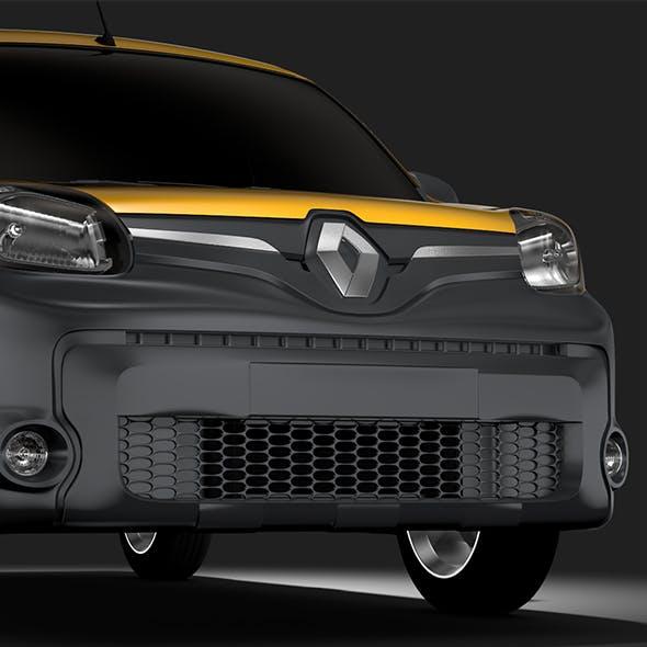 Renault Kangoo Van 2017 L1 2017 - 3DOcean Item for Sale